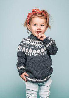 Grynet Knitting For Kids, Baby Knitting, Alpaca, Ikon, Knitwear, Knitting Patterns, Knit Crochet, Cardigans, Turtle Neck