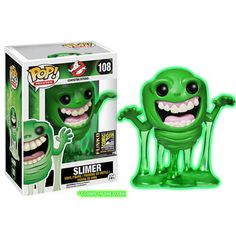 Buy Funko Slimer (SDCC) Pop! Vinyl from Pop In A Box UK, the home of Funko Pop Vinyl subscriptions and more. Worldwide delivery available!