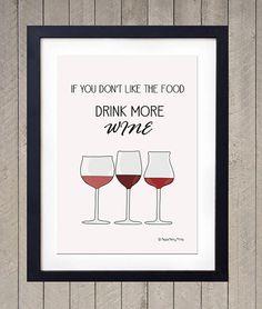 Drink more wine
