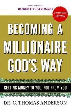 Becoming a Millionaire God's Way : Getting Money to You, ... https://www.amazon.com/dp/B01GMKECE6/ref=cm_sw_r_pi_dp_6oiLxbKAKG7GX