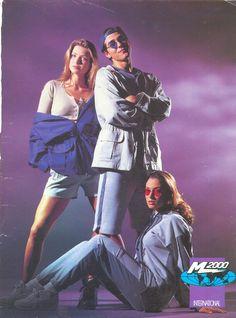 Anunciante: M2000 Veículo: Capricho Data: Outubro de 1993