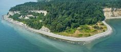 Lily Point, Point Roberts, Washington