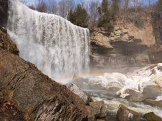 a favourite place - webster's falls -  greensville, ontario