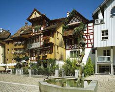 Arbon. Thurgau. Schweiz,