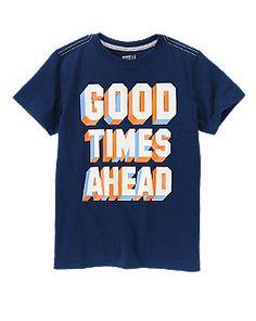 Good Times Ahead Tee 479