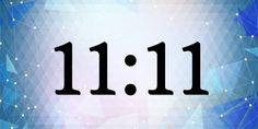 11h11 : en faites vous l'expérience? Nos guides spirituels, nos anges ou notre soi supérieur aiment nous parler à travers diverses méthodes dans une chanson