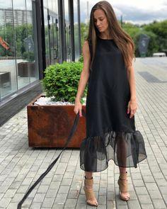 Платье из органзы для особых случаев ! Успевайте, забрать свое Цвета: чёрный и бежевый Размеры: XS/S , M/L Цена: 6.500₽