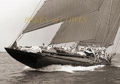 Old J-Class Velsheda