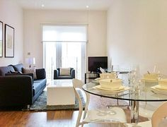 Serviced Apartments In Limehouse Extended Stay, Serviced Apartments, Places Ive Been, Interior Decorating, Commercial, Dining Table, Interiors, London, Decoration