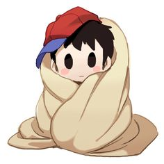 Ness caught cold.