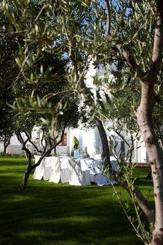 Masseria in Apulia