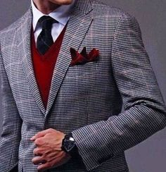men suits blue -- Click Visit link to read Mens Fashion Blog, Mens Fashion Suits, Mens Suits, Men's Fashion, Sharp Dressed Man, Well Dressed Men, Suits You Sir, Suit And Tie, Red Suit