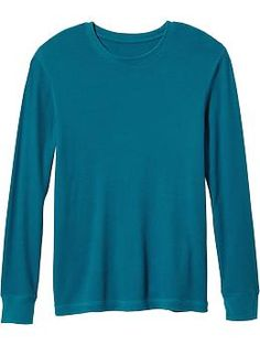DAD (jeans and boots) Men's Long-Sleeved Waffle-Knit Tees | Old Navy