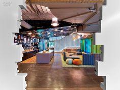 2014 BOY Winner: Large Tech Office | Projects | Interior Design, Project: Google Firm: Rapt Studio