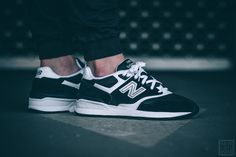 New Balance ML597RSD - Black | Sneaker | Save Our Sole