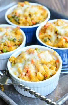 Veggie Bliss Mac and