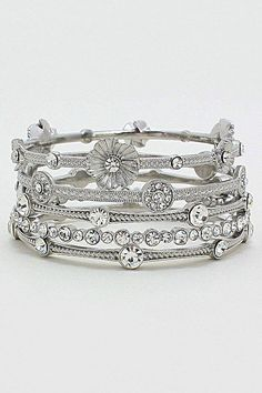 This is my styles in jewelry.......i know i know i have a......um.....different taste than most but thats what makes me