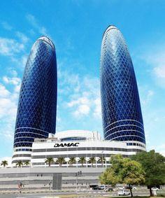 World Best in Best Mixed Use Award – Park Towers DIFC Dubai