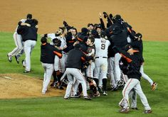 2012 WS Champions the San Francisco Giants :')