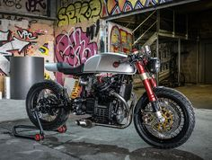 Bike Shed Paris 2016 | Blacktrack Motors | Built with passion, fueled by emotion