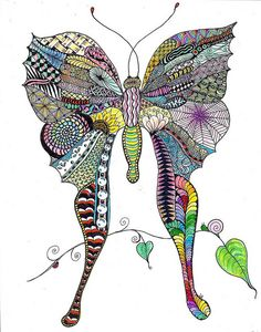 tangle Butterfly