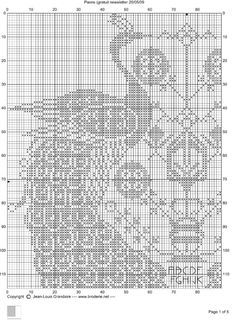 Gallery.ru / Фото #70 - Птицы (схемы) - Olgakam Filet Crochet Charts, Crochet Motifs, Crochet Doilies, Crochet Patterns, Crochet Wedding Dresses, Curtain Patterns, Chrochet, Cross Stitch Patterns, Peacock