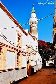 جامع محمود. . المدينة القديمة طرابلس ليبيا Tripoli Libya