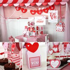 { chá de cozinha } Dia dos Namorados | http://blogdamariafernanda.com/cha-de-cozinha-dia-dos-namorados