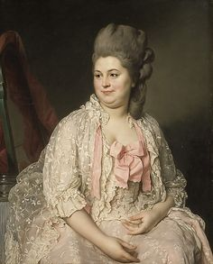 Madame de Saint-Maurice Joseph Siffred Duplessis (French, 1725–1802) Date: 1776