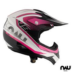 N45 MX RAID 1967 - Black&Pink