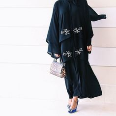Repost @flooosha with @instatoolsapp  Abaya of the day by @_de.blossom  #subhanabayas #fashionblog #lifestyleblog #beautyblog #dubaiblogger #blogger #fashion #shoot #fashiondesigner #mydubai #dubaifashion #dubaidesigner #dresses #capes #uae #dubai #abudhabi #sharjah #ksa #kuwait #bahrain #oman #instafashion #dxb #abaya #abayas #abayablogger #абая