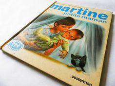 French children's books MARTINE/ French by PetitesChosesDeLaVie