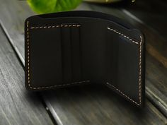 Free Engraving  Engraved Mens Wallet  Personalized by CityOfGod