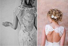 Vestido de noiva rendado (60)