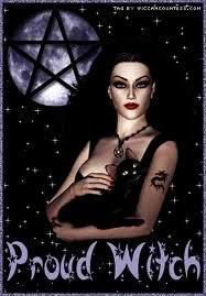 """The word """"Witchcraft"""" derives from the Saxon """"Wicca"""", and is translated as """"Wise Person"""". Indeed, it takes a Wise person to practice the oldest and Truest of all faiths…"""