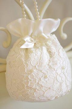 Ivory bridal purse Emma Lace wedding bag Ivory cluth bag for Old Wedding Dresses, Wedding Dress Crafts, Lace Wedding, Wedding Bags, Bridal Clutch, Wedding Clutch, Trendy Handbags, Purses And Handbags, Wedding Ideas To Make
