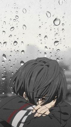 Lonely anime boy  wallpaper by offical_HYBRID - cede - Free on ZEDGE™