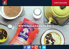 #SponsoredVideo : Watch @erwanheusaff prepare #QuakeroatsPowerMeals on the blog now #recipe #cooking