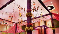 traditional Indian wedding, lounge