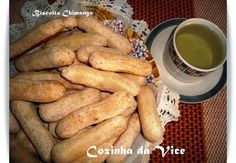 Alquimia na Cozinha da Vice: Biscoito Ximango