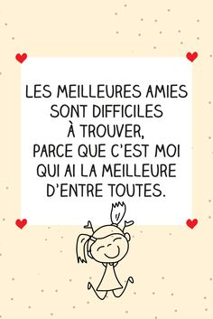 Birthday Quotes : Surprenez vos amies avec ces e-cards - The Love Quotes The Words, E Cards, Best Friend Quotes, Me Quotes, Videos Kawaii, Quote Citation, Best Friend Birthday, Bff Birthday, Husband Birthday