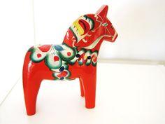Swedish Dala Horse :)
