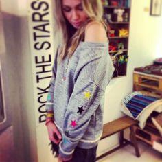 Kirsty Nagel star sweater Urban Nomads