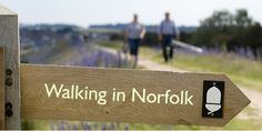 Norfolk can boast coast, country, fen and forest walking, so with the exception of mountains, we can offer you pretty much everything here! http://www.fabulousnorfolk.co.uk/walking-in-norfolk/