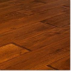 Mazama Hardwood - Handscraped Tropical Collection