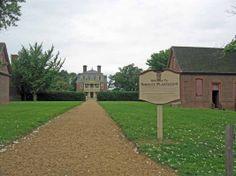 shirley plantation; virginia's first plantation