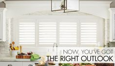 Think plantation shutters are only for traditional or coastal homes? Shutters with an invisible tilt bar create a streamlined clean that works well in all design styles.