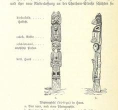 Image taken from page 152 of 'Die Tlinkit-Indianer. Ergebnisse einer Reise nach der Nordwestküste von Amerika und der Beringstrasse ... Mit 1 Karte, 4 Tafeln, etc' | by The British Library