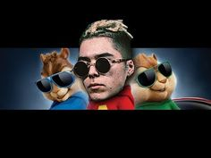 YouTube Chipmunks, Round Sunglasses, Youtube