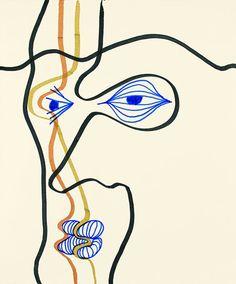 Kurt Vonnegut's Drawings   The New Republic